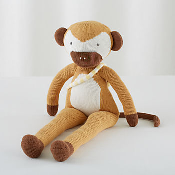 "The 24"" Knit Crowd Monkey"