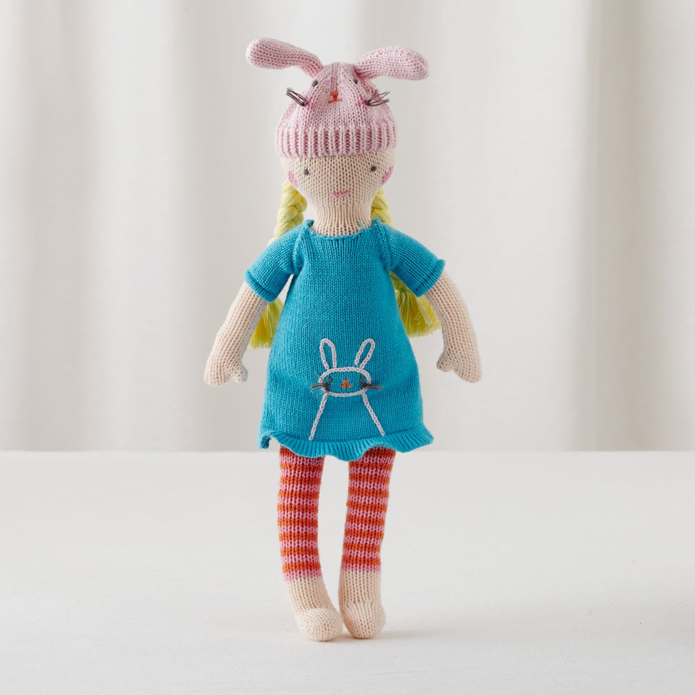 "The 14"" Knit Crowd Doll (Jessa)"