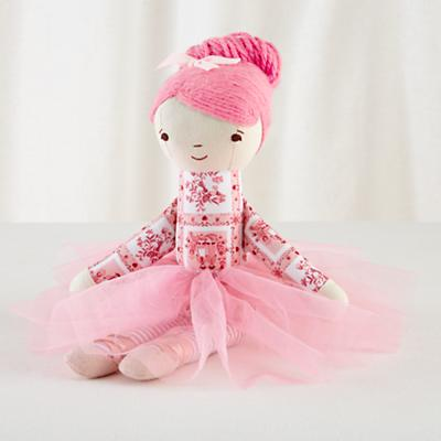 Wee Wonderfuls™ Agnes Ballerina Doll