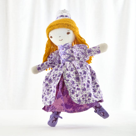 Wee Wonderfuls Princess  Dolls (Marian) - Wee Wonderfuls  Princess Marian Doll