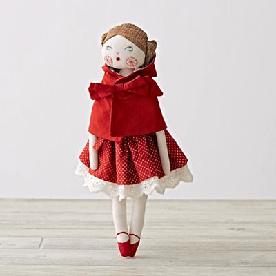 Little Red Riding Hood Fairytale Doll