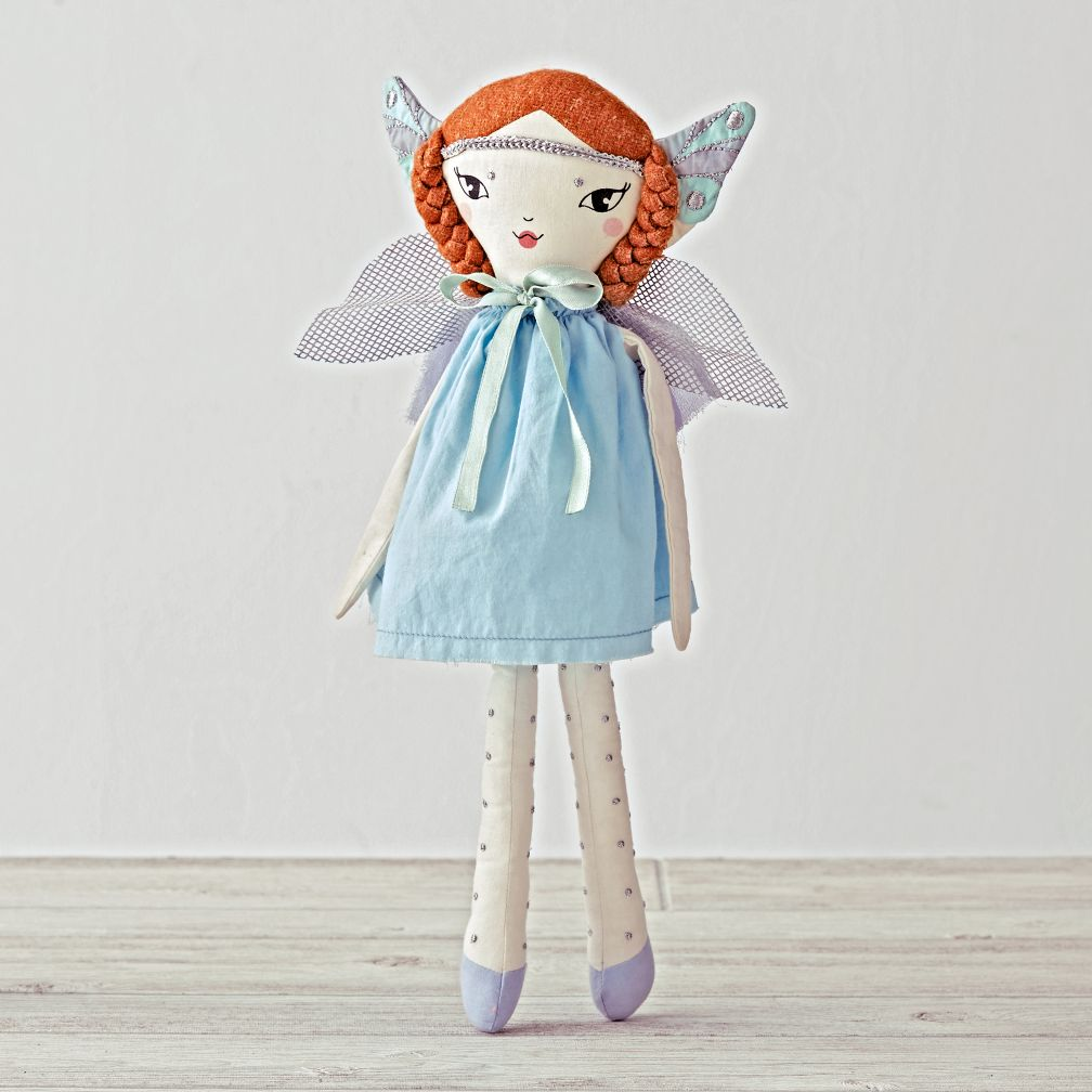 Blue Magic Fairy Doll