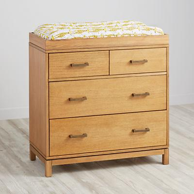 Cargo 2-Over-2 Changing Table (Natural)