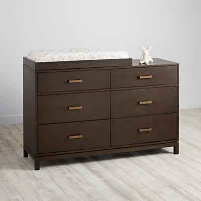 Cargo 6-Drawer Changing Table (Java)