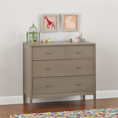 Hampshire 2-Over-2 Dresser (Clay)