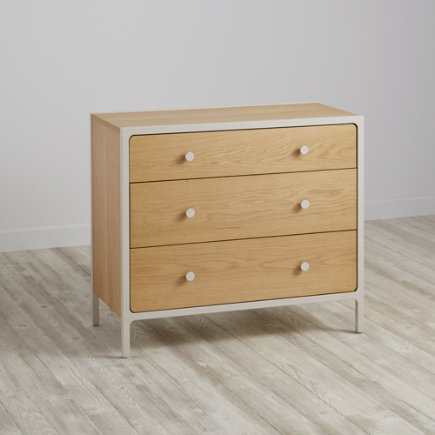 Stone Larkin 3-Drawer Dresser
