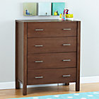 Brown Uptown 4-Drawer Dresser