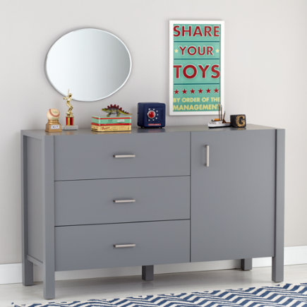 Kids Room Decor: Kids Hanging Oval Mirror - Oval Marvelous Mirror