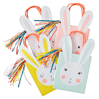Easter Party Bags (Set of 8)
