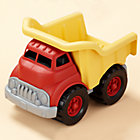 Red Eco Dump Truck
