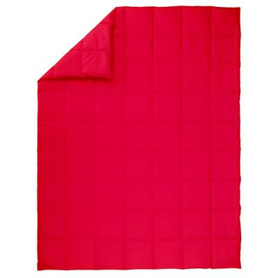 The Red Comforter Stands Alone (Twin)