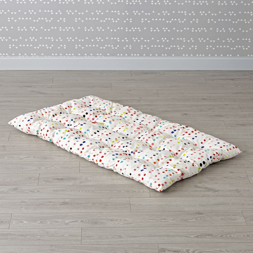 Tufted Floor Cushion