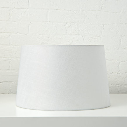 - Mix And Match White Textured Floor Shade