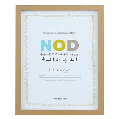 "11 x 14"" Nod Institute of Art Frame (Gold)"