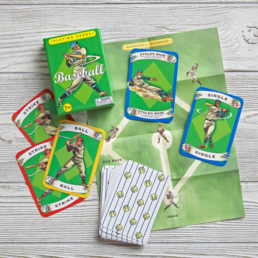Hey Batter Baseball Cards