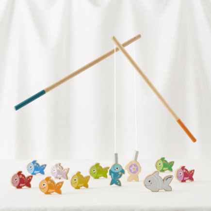 Kids Games: Go Fishing Magnet Game - Lets Go Fishing Game