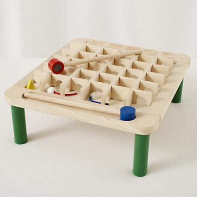 Magnetic Mouse Maze Game