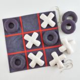 Tic-Tac-Toe Game Mat