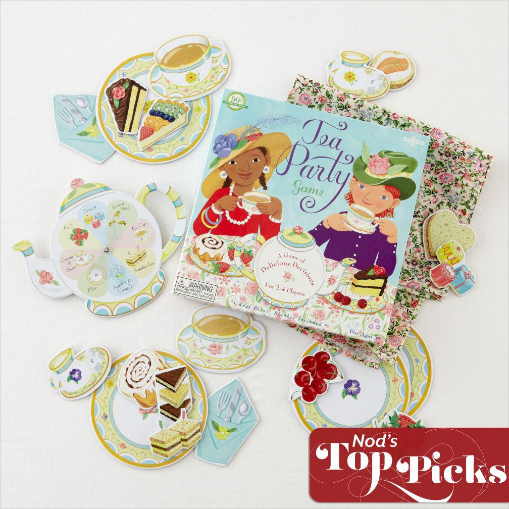 Best Kids Room Tea Party Game