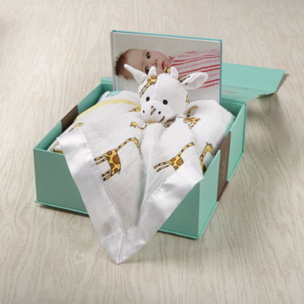 New Beginnings Baby Gift Set by Aden + Anais