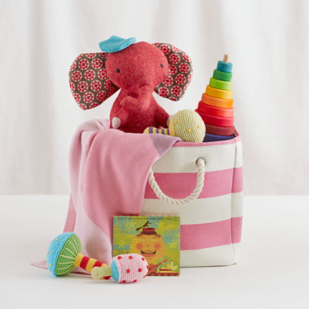- Pink biggest Baby Gift Set </p> <p><span style=color:#990000>A Savings of $20