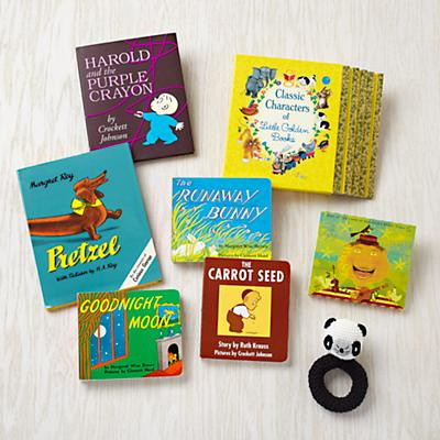 Baby Book Gift Set (Large)