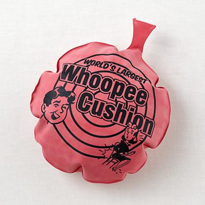 World's Largest Whoopee Cushion