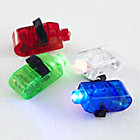 Set of 4 Finger Flashlights