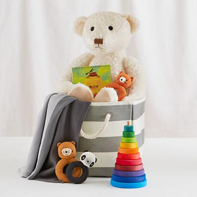 Biggest Nod Baby Gift Set (Grey)