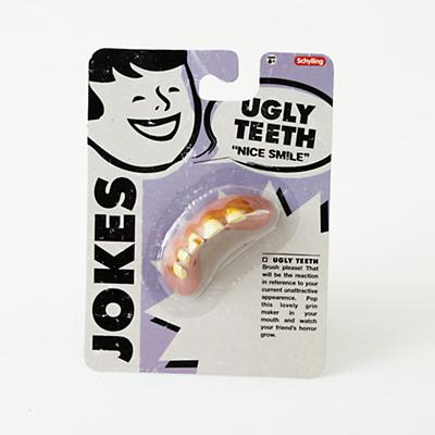 Ugly Teeth