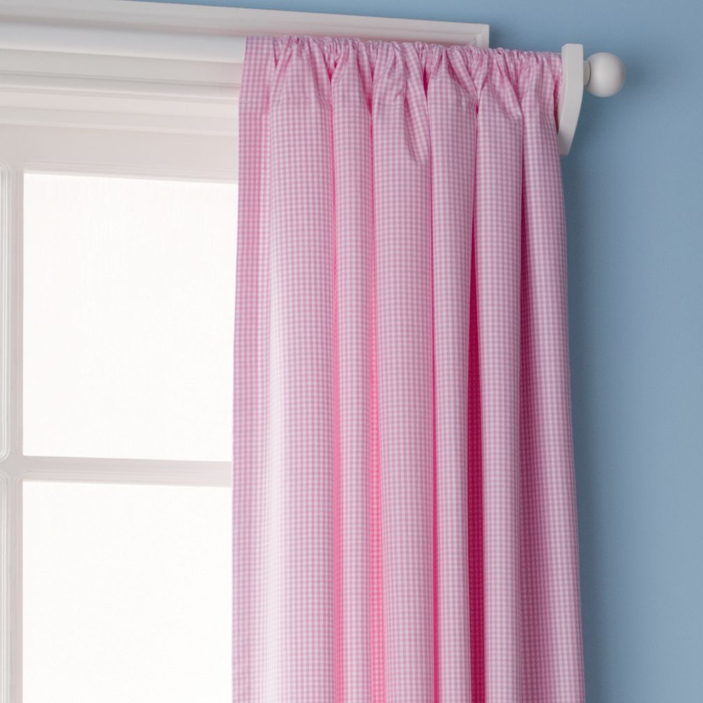 Red gingham curtains - Red Gingham Curtains
