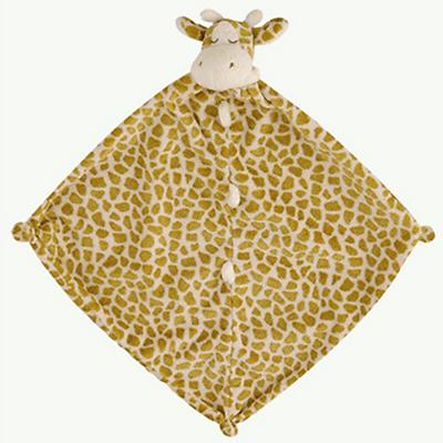 Three of a Kind Giraffe Blankets (Set of 3)