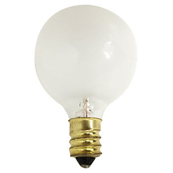 25W G12 1/2 Frosted Bulb