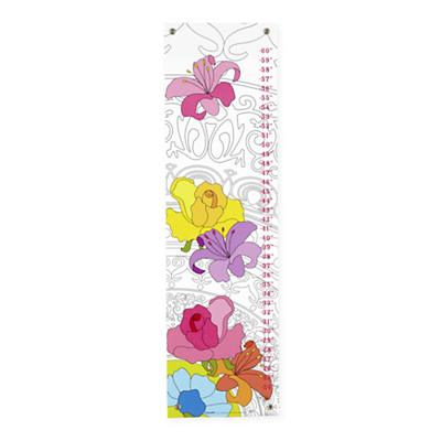 Barcelona Flower Growth Chart