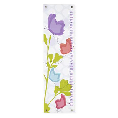 Garden Butterfly Growth Chart