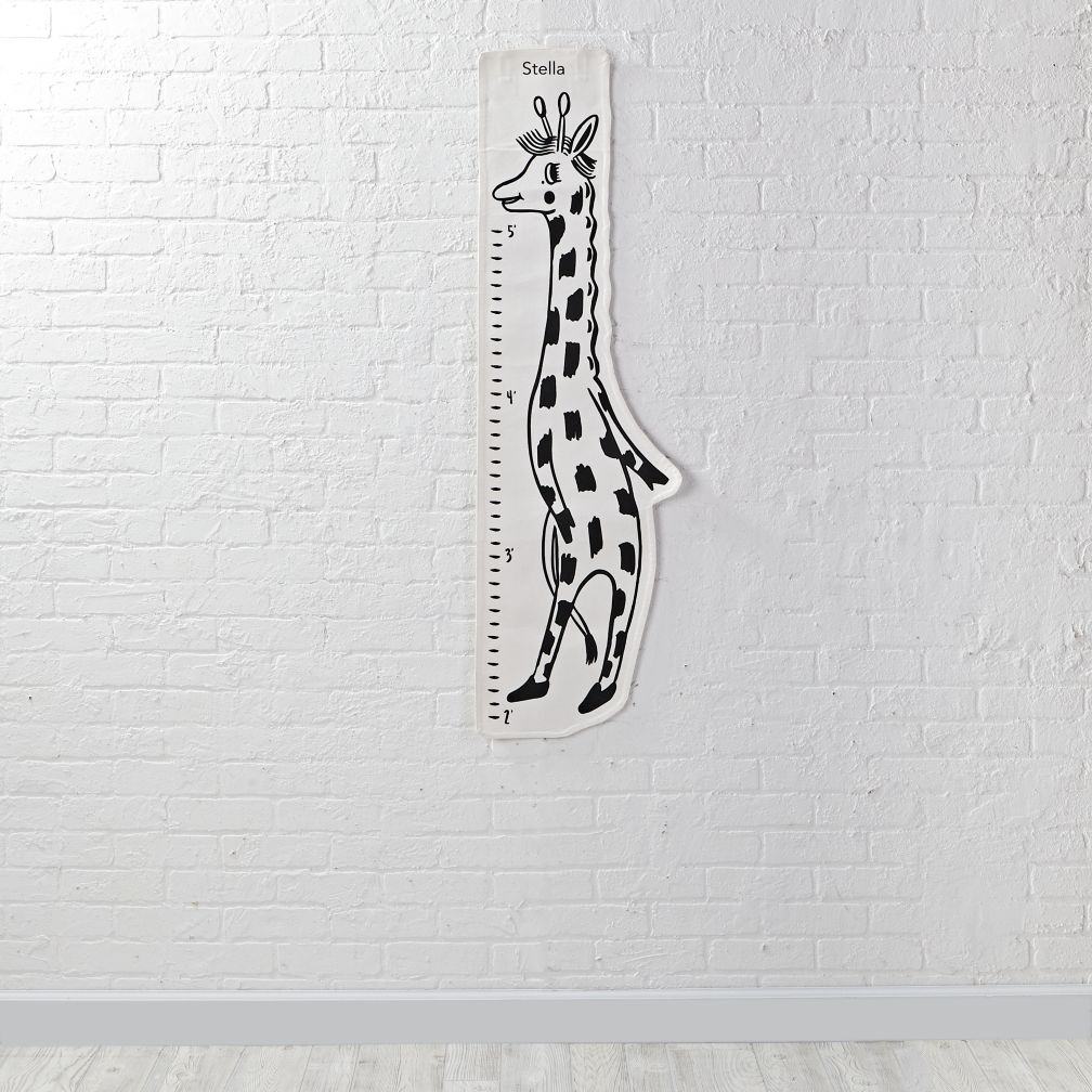 Dapper Giraffe Growth Chart