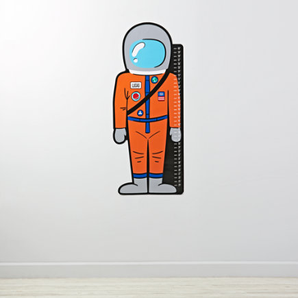 Astronaut Decal Growth Chart