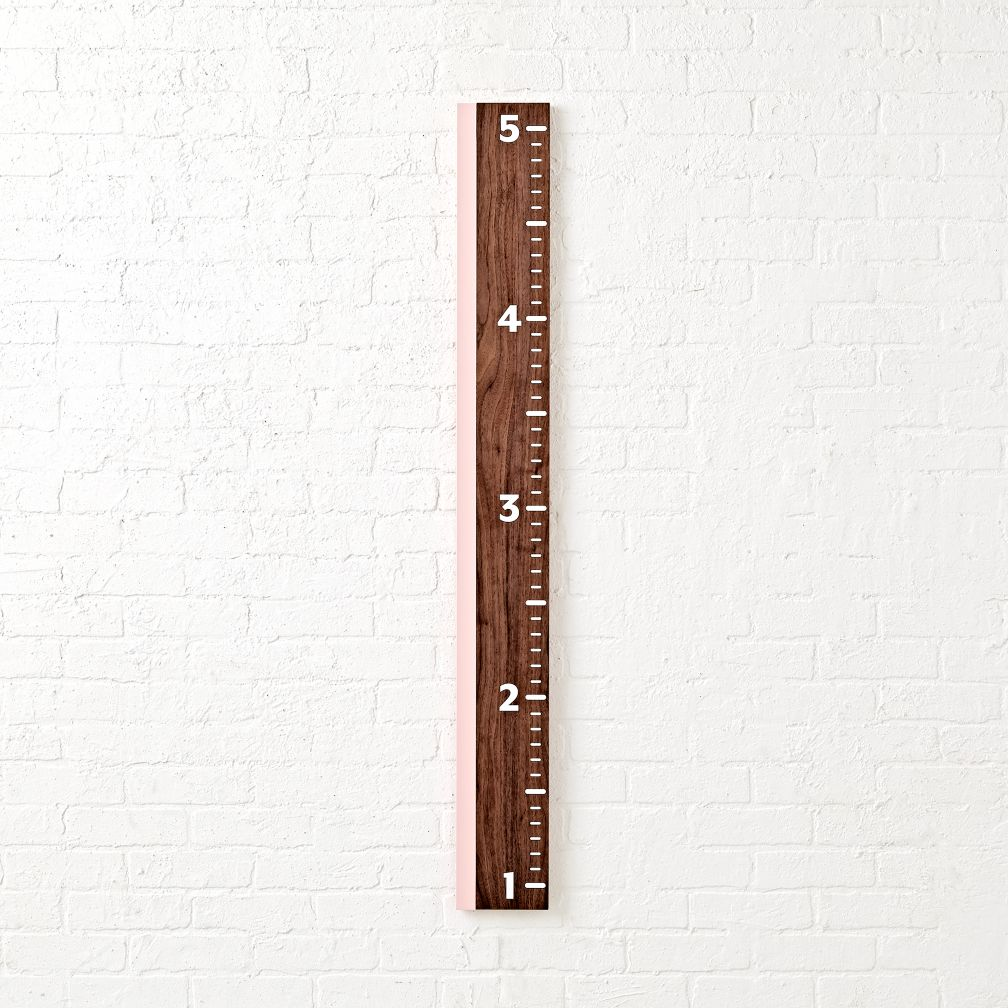 Inch On Up Pink Growth Chart