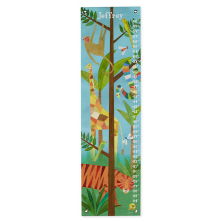 GROWTH CHARTS - KIDS ROOM DECOR