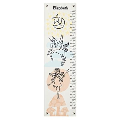Personalized Mystical Creature Growth Chart