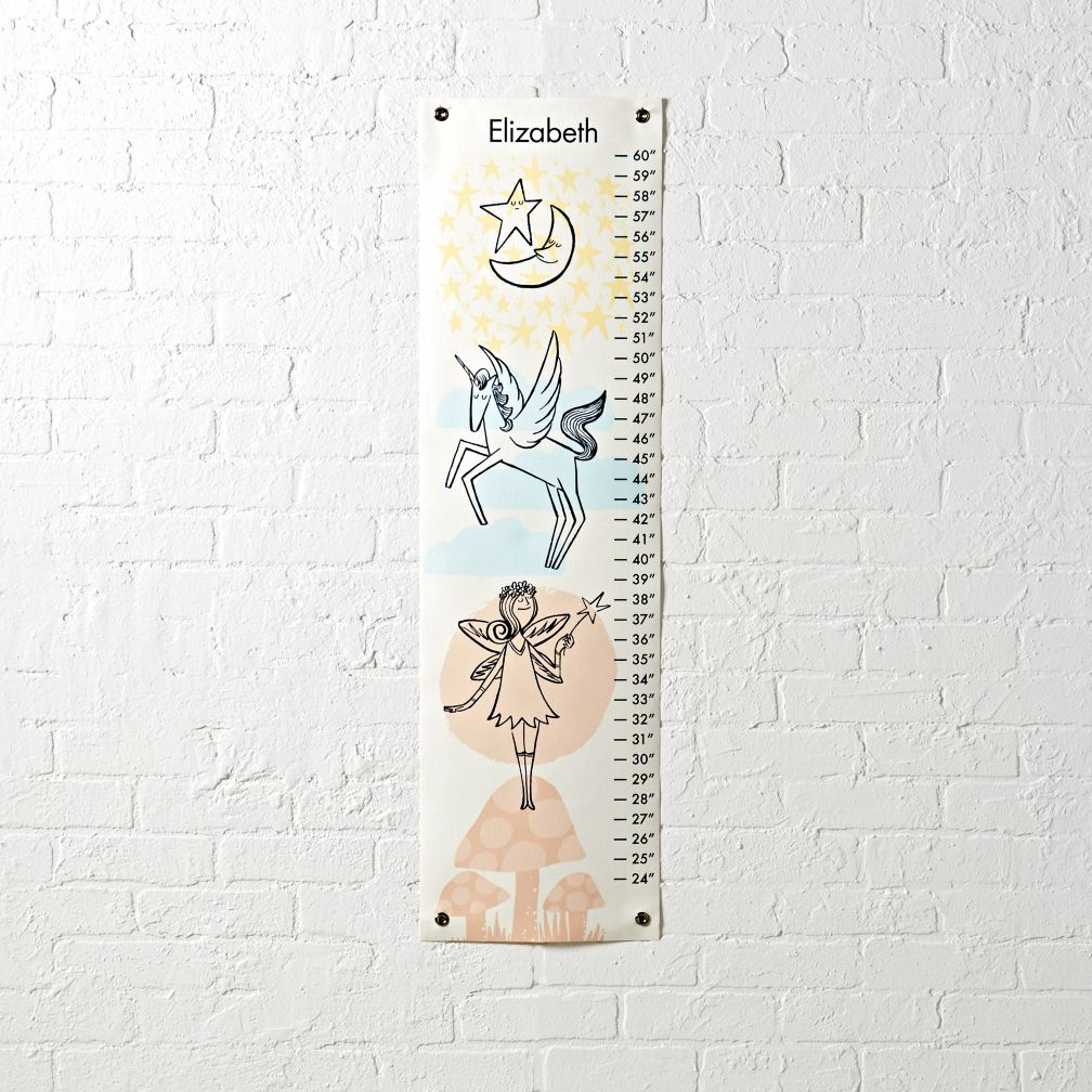 Mystical Creature Growth Chart