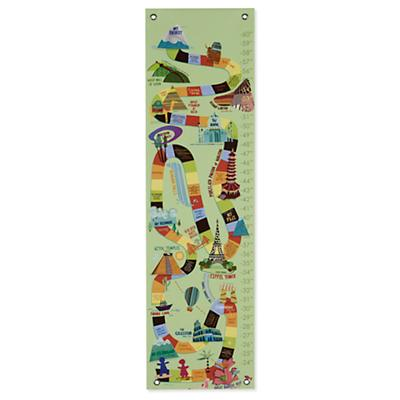 World Wonders Growth Chart