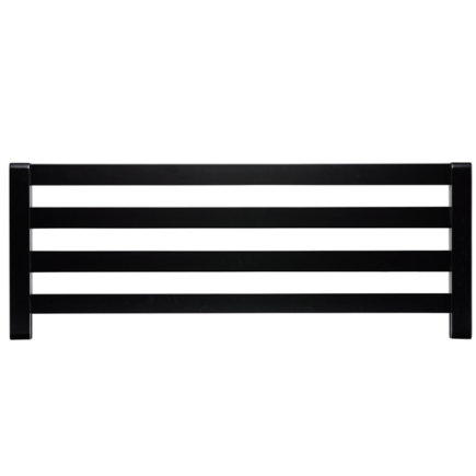 Black Jenny Lind Kids Bed Guardrail - Jenny Lind Black Guardrail