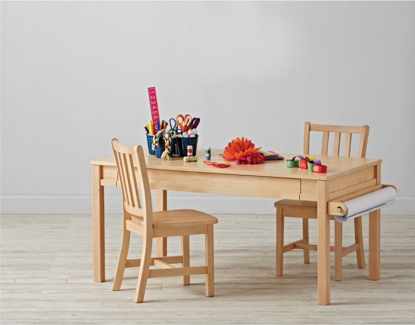 Parker PLay Chairs and Activity Table