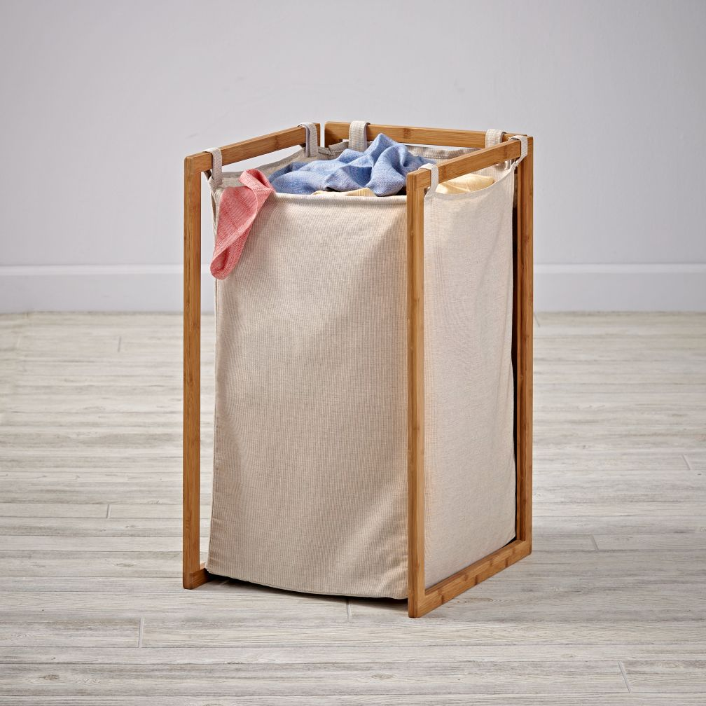 Clean and Simple Hamper (Single)