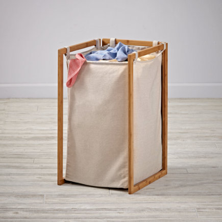 Single Clean and Simple Hamper