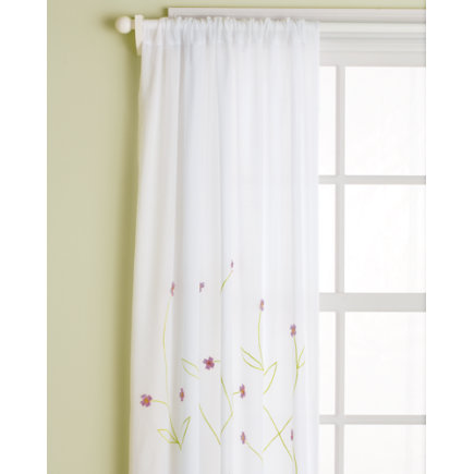 land of nod white curtain