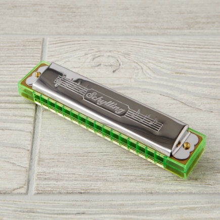 Kids Musical Instruments: Kids Traditional Harmonica Toy - Harmonica