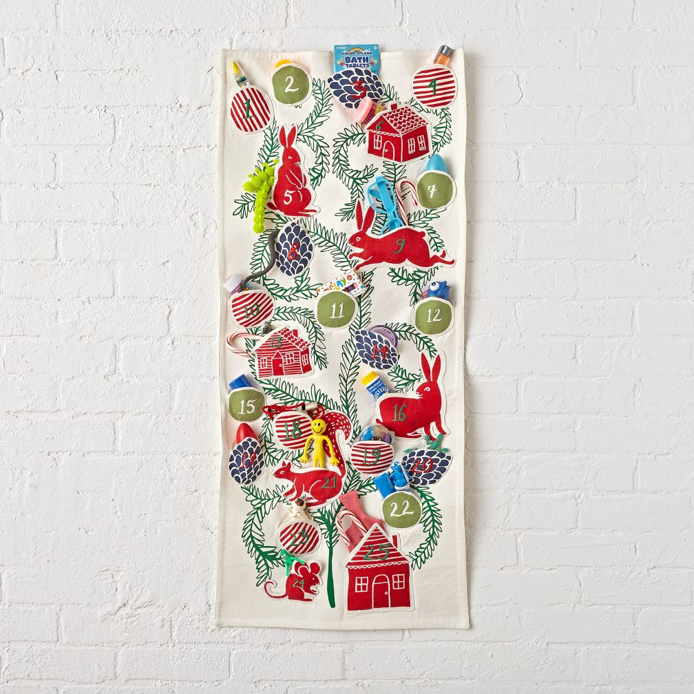Festive Folklore Advent Calendar