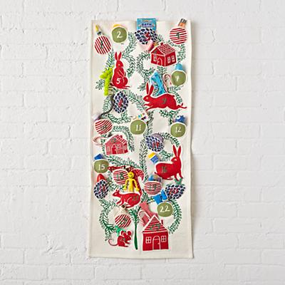 Festive Folklore Toy Advent Calendar